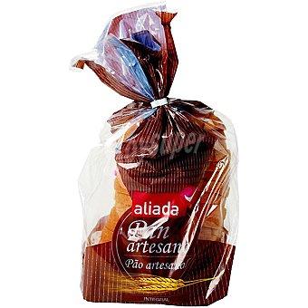 Aliada pan artesano integral Bolsa 550 g