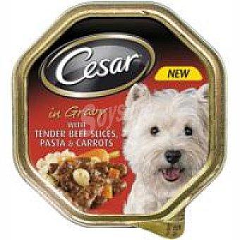 Buey-pasta en salsa césar Tarrina 150 g