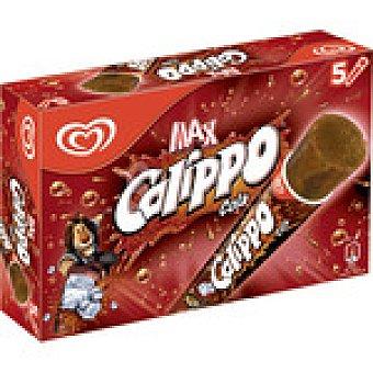 Calippo Frigo Calippo de cola Pack 5x105 ml