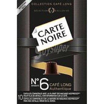 CARTE NOIRE Café nº 6 lungo authentique 53 gramos