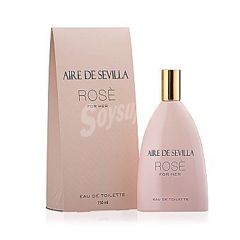 Aire de Sevilla Colonia Rose 150 ml