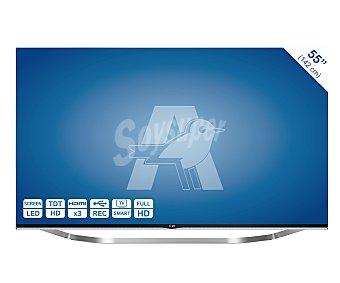 """Lg Televisión 55"""" LED 55LB650V 1 unidad"""
