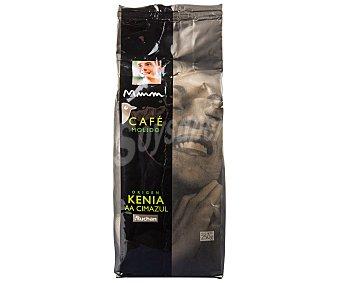Mmm Auchan Café molido de origen Kenia 250 gr