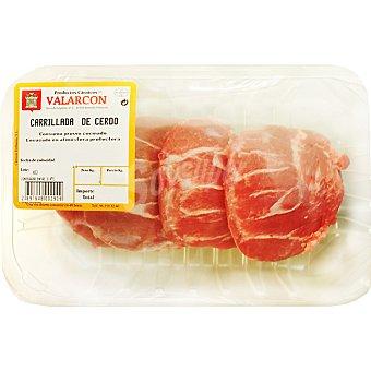 VALARCON Carrillada de cerdo Bandeja 400 g peso aprox
