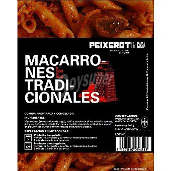 PEIXEROT Macarrones tradicionales Estuche 350 g