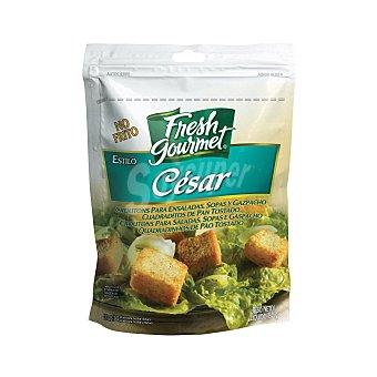 Fresh Gourmet Picatostes estilo cesar bolsa 80 gr Bolsa 80 gr