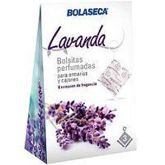 BOLA SECA Bolsitas perfumadas de lavanda Pack 2 unidades