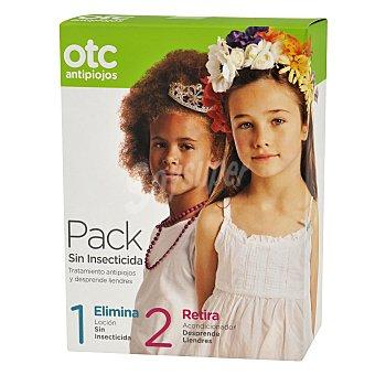 Ferrer Otc antipiojos pack sin insecticida Pack 2x125 ml