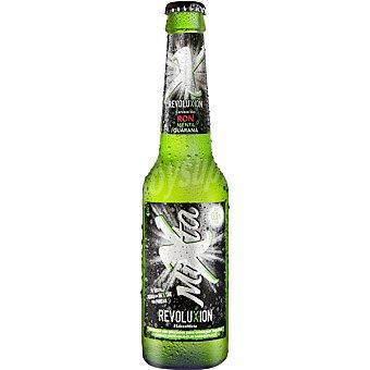 Mixta Mahou Cerveza mixta Revoluxion Botella 33 cl