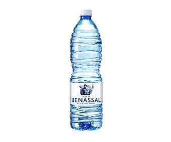Agua de Benassal Agua mineral benassal Botella de 1,50 l