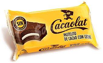 Cacaolat Pastelito de cacao con leche 10u