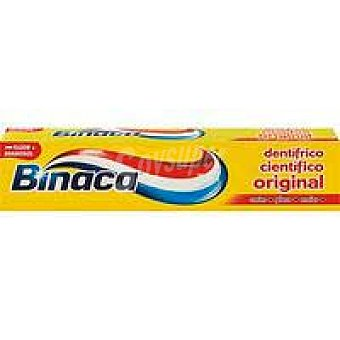 Binaca Dentífrico original binaca Tubo 75 ml