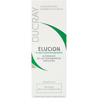 Ducray Champú frec. elución Bote 300 ml