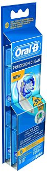 Oral-B Braun oral-b Pack de 5 Rec. Precision Clean 5 ud