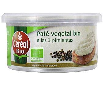 CEREAL BIO Paté vegetal a las tres pimientas ecológico Envase 125 g