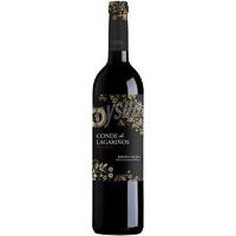 CONDE DE LAGARIÑOS Vino tinto Ribeira Sacra botella 75 cl