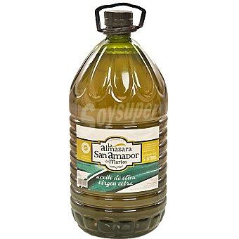 LA ALMAZARA SAN AMADOR DE MARTOS Aceite de oliva virgen extra bidon 5 l