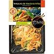 Tempura de verduras fritas Bandeja 240 g Ta Tung