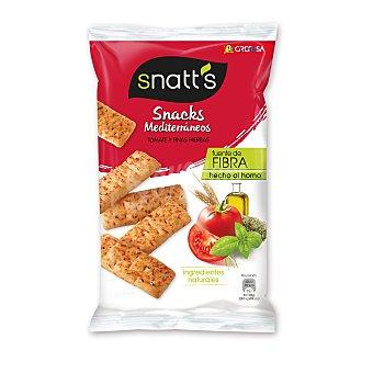 Snatt's Grefusa Palitos de trigo con tomate y finas hierbas Bolsa 110 g