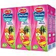 Néctar de frutas tropicales sin azúcar  Pack de 6x200ml Juver Disfruta