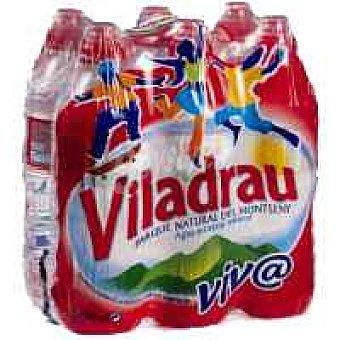 Viladrau Agua 6x50 cl