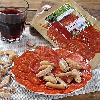 Calidad y Origen Carrefour Chorizo extra Sobre de 100 g