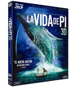 La Vida de Pi 3D BR