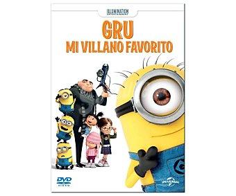 universal Gru: Mi villano favorito, edición 2017, película en Dvd. Género: animación, comedia, familiar. Edad: + 6 años