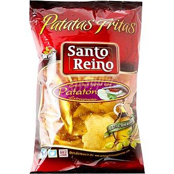 SANTO REINO Patatón patatas fritas con aceite de oliva  bolsa 230 g