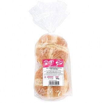 Pan de hamburguesa rústica 100 % natural sin aditivos y sin lactosa 4 ud