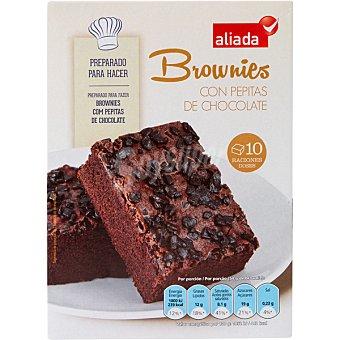 Aliada Preparado para hacer brownies Estuche 375 g