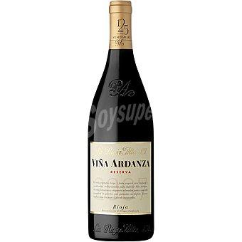 Viña Ardanza Vino tinto reserva D.O. Rioja Botella 75 cl