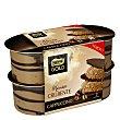 Mousse crujiente de cappuccino Pack 4 x 57 g Nestlé Gold