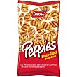 Peppies snack sabor bacon Bolsa 75 g Lorenz