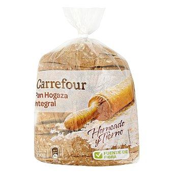 Carrefour Pan de hogaza integral 500 g