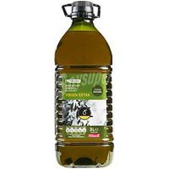 Eroski Aceite de oliva virgen extra Garrafa 3 litros