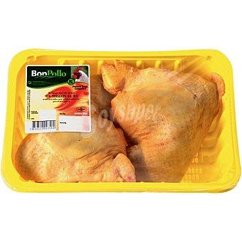 BONPOLLO Traseros de pollo peso aproximado Bandeja 900 g