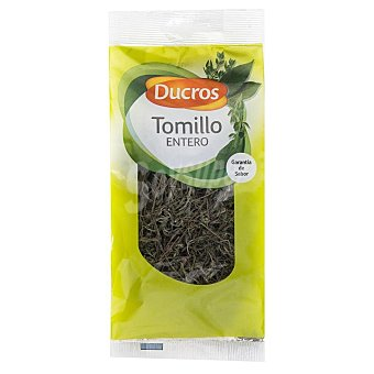 Ducros Tomillo Bolsa 15 g