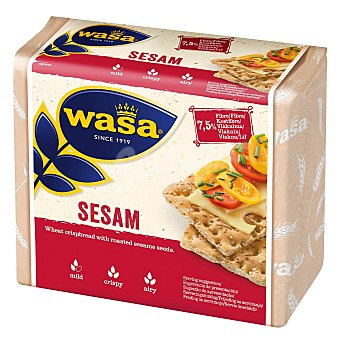 Wasa Pan tostado con sésamo 200 g