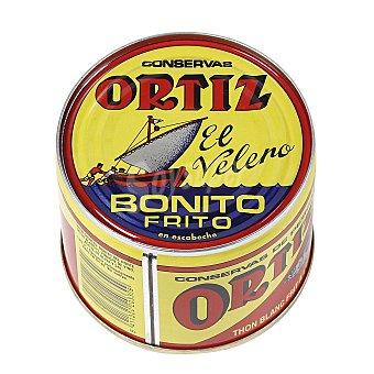 Conservas Ortiz Bonito del norte frito en escabeche Lata de 140 g