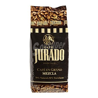 Jurado Café en grano mezcla 1 Kg
