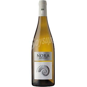 NORA Vino blanco albariño D.O. Rías Baixas botella 75 cl 75 cl