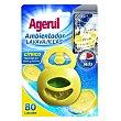 Ambientador lavavajillas cítrico 80 lavados Agerul