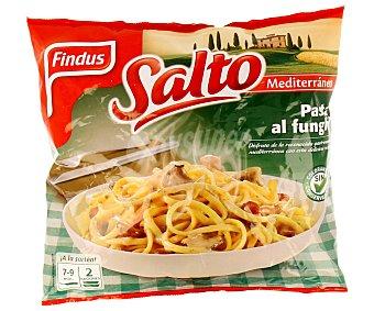 Findus Pasta al funghi 2 raciones 7-9 minutos Salto Mediterráneo bolsa 350 g