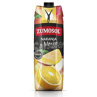 Zumosol Zumo de naranja y mango Prisma 1 litro