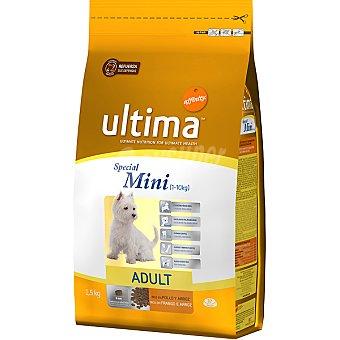 Ultima Affinity Alimento para perros rico en pollo y arroz Health Dog Mini Paquete 1500 g