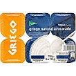 Yogur griego natural azucarado Pack 6 unidades 125 g El Corte Inglés