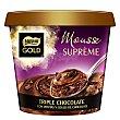 Mousse suprème de chocolate triple chocolate 170 g Gold Nestlé