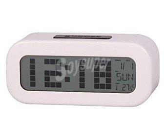 Daewoo Despertador digital colo blanco DCD24