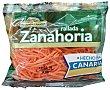 Zanahoria rallada, varios Paquete 125 g